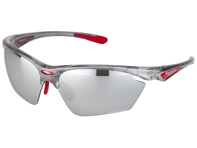 Rudy Project Stratofly - Lunettes cyclisme - gris/transparent